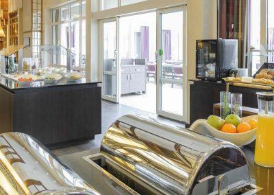 Mercure Hotel Dortmund Centrum Fruehstuecksbuffet