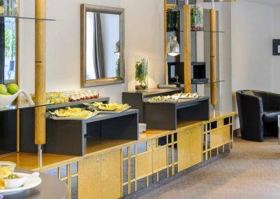 Mercure Hotel Dortmund Centrum Kaffeepausenbereich