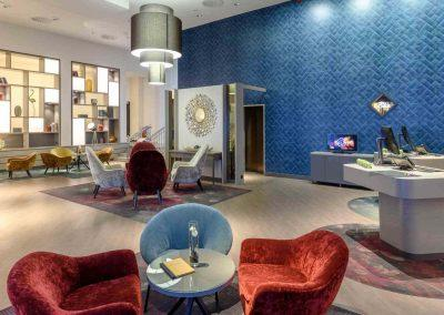 Mercure Hotel Dortmund Centrum Lobby Totalansicht