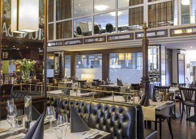 Mercure Hotel Dortmund Centrum Restaurant Brasserie Eingang