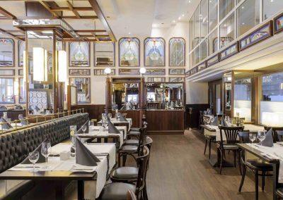 Mercure Hotel Dortmund Centrum Restaurant Brasserie Total