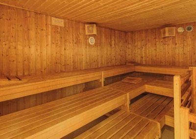 Mercure Hotel Dortmund Centrum Sauna Innen