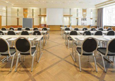 Mercure Hotel Dortmund Centrum Tagungsraum Alexander Parlamentarisch